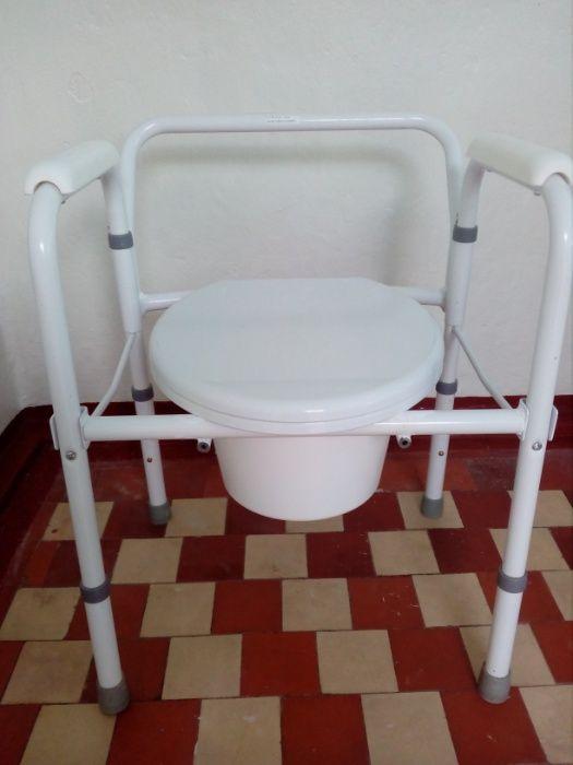 Стул-туалет для инвалидов и пожилых людей Первомайск - изображение 1