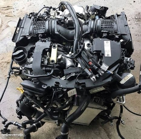 Motor MERCEDES E CLS 350 D 3.0L 258 CV - 642858