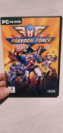 Freedom Force gra PC