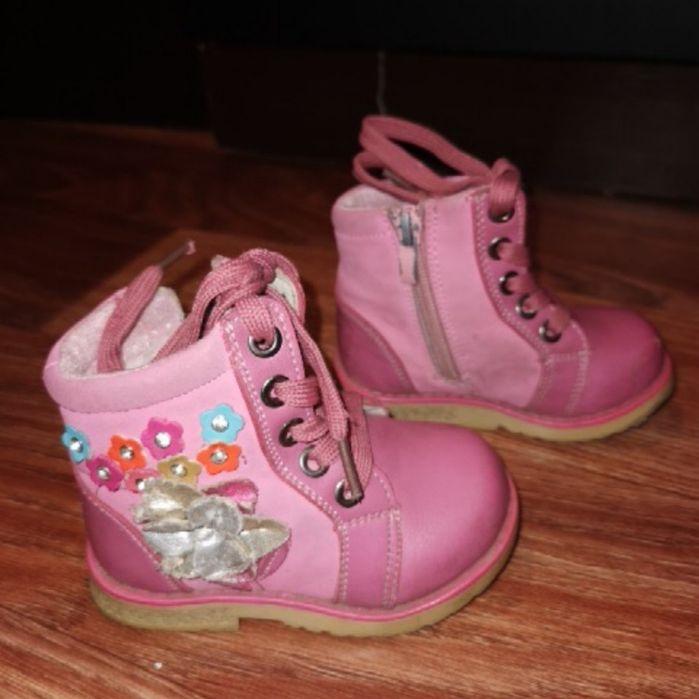 Зимние ботинки на девочку Киев - изображение 1