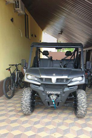 Утилитарный багги мотовездеход квадроцикл CFMOTO UFORCE 1000 EPS 2020