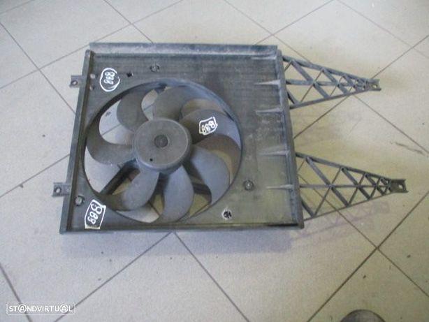 Ventilador completo 1J0959455 VW / POLO / 2002 / 1.9 SDI / ORIGINAL /