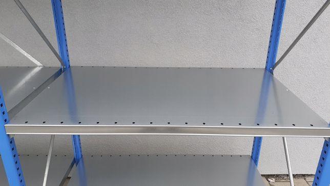 Regały półkowe magazynowe STOW H=250cm JAK NOWE !