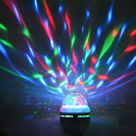 Lâmpada led luzes (leds, party, luzes)