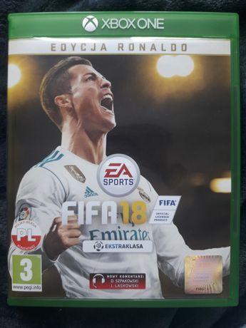 FIFA 18 na xbox one