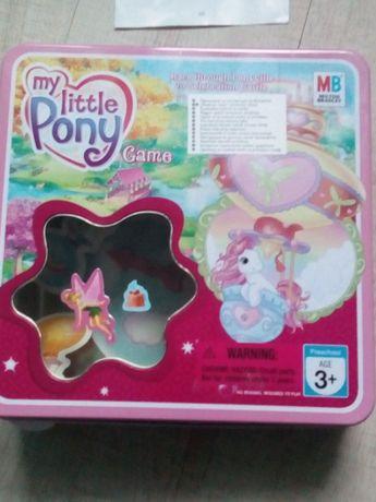 gra planszowa My Little Pony-Ponyville firmy Hasbro kucyk Pony
