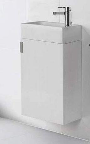 Móvel com lavatório casa de banho