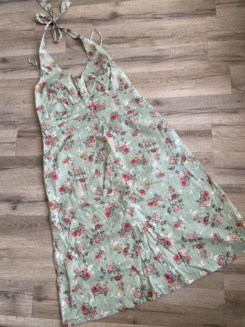 Хлопковое платье Ostin XS