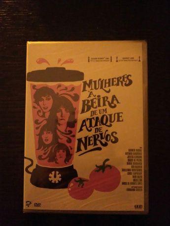 Filme DVD - mulheres à beira de um ataque de nervos