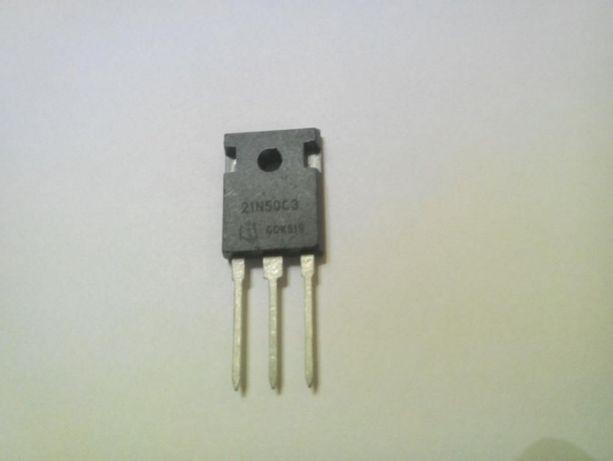 21N50C3 силовой транзистор для БП компьютера