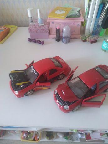 Машинки колекционные