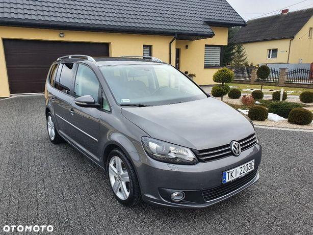 Volkswagen Touran Vw Touran Ogłoszenie Prywatne