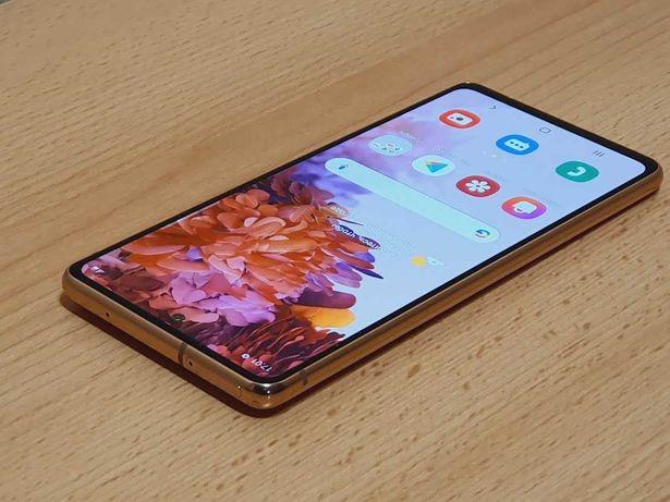 Смартфон Samsung Galaxy S20 FE 6/128GB Duos Cloud Orange Официальный.