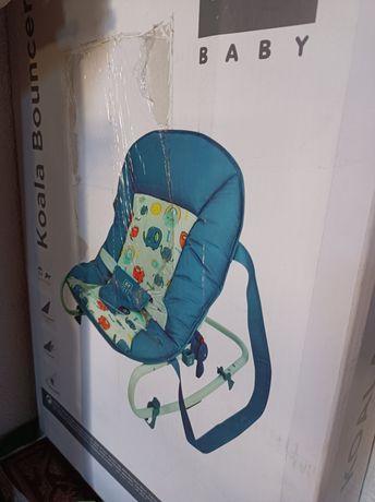 Cadeira koala bouncer bebé