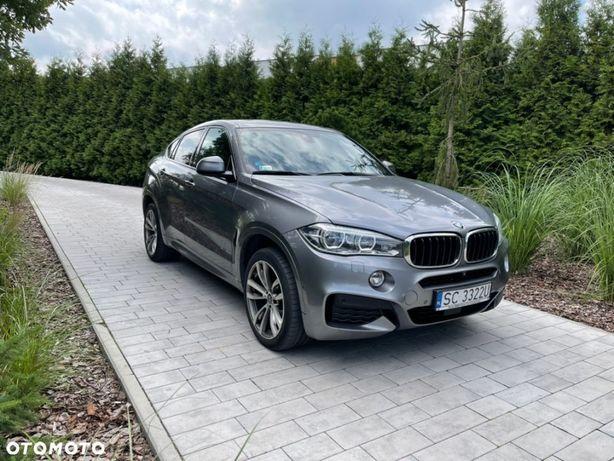 BMW X6 BMW X6 XDrive30d kamery360/ hak elektryczny/hud/aktywny tempomat/radar