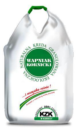 Wapniak Kornicki- kreda nawozowa granulowana 06 a (cała Polska)