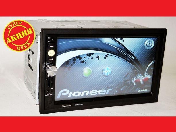 Магнитола Pioneer 7023 2-Din CRBG GPS Новая Наличие 6490 руб