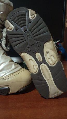 Дитяче взуття термо