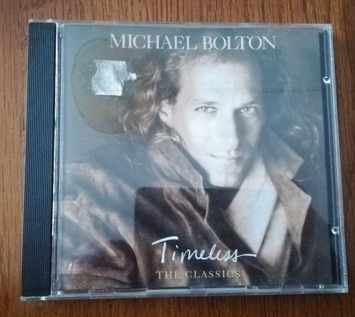 CD | Michael Bolton | Timeless The Classics (Ano 1992)