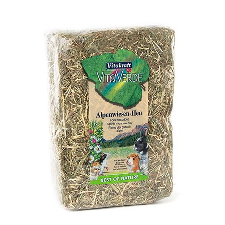 Feno aromático para roedores 1kg - Vitakraft
