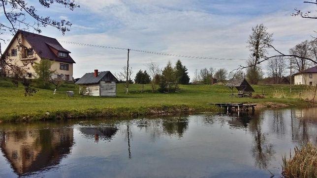 Sauna nad Czarną Hańczą 20 km od Suwałk