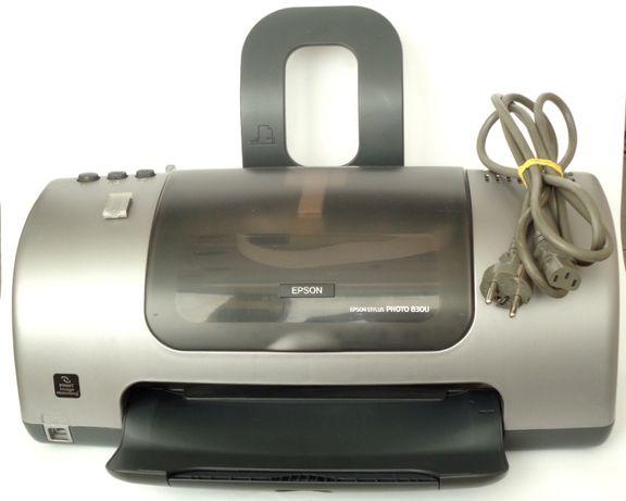 Epson Stylus Photo 830U струйный цветной фото-принтер цветная печать