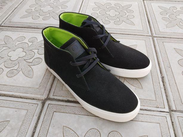 Cropp кеды кроссовки замшевые стильные молодёжные новые(не nike,adidas