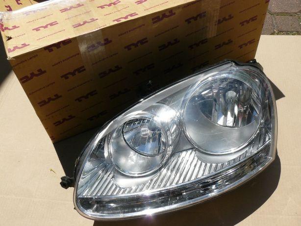 VW Golf V lampa lewa przednia nowa