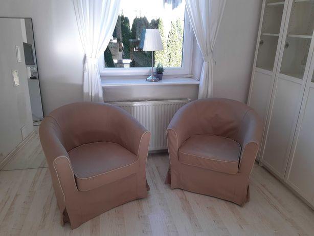 Fotel Ikea TULLSTA beżowy - 2 szt.