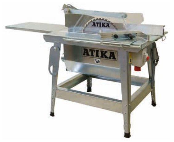 Serra Circular Profissional para Construção Atika