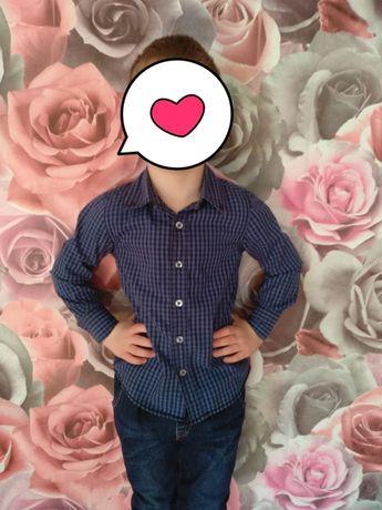 Рубашка мальчику  3-4 года