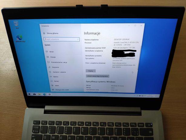"""Lenovo Ideapad 14"""" i5, 940MX, 8 GB RAM"""