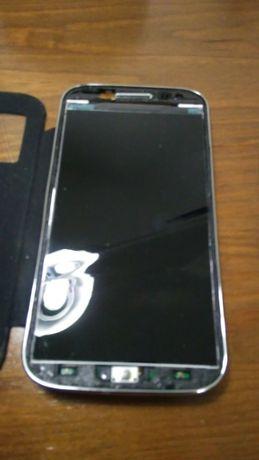 Htm bateria nova + Telemóvel +peças + capa