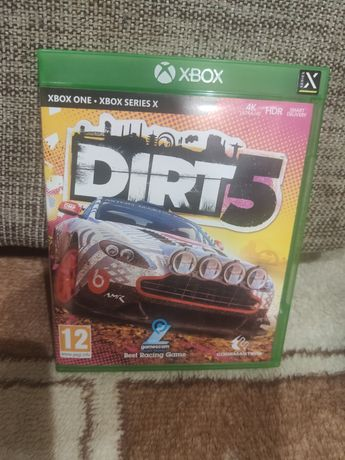 Dirt5 gra Xbox one
