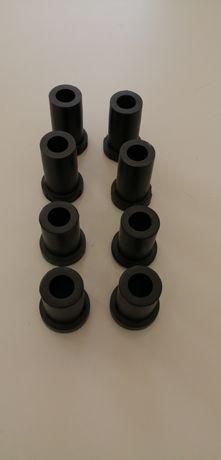 Casquilho das molas de trás de borracha mitsubishi L200 L300 L400