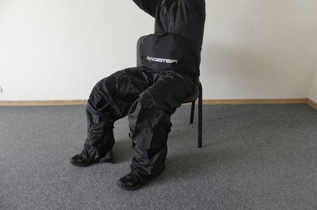 Ochraniacz przeciwdeszczowy na nogi skuter motor Bagster