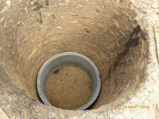 Копаем сливные ямы харьков и область