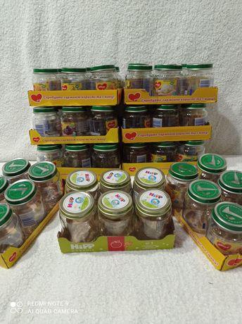 Банки от детского питания