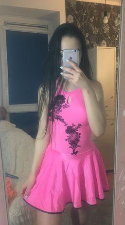 Sukienka do tańca towarzyskiego do la