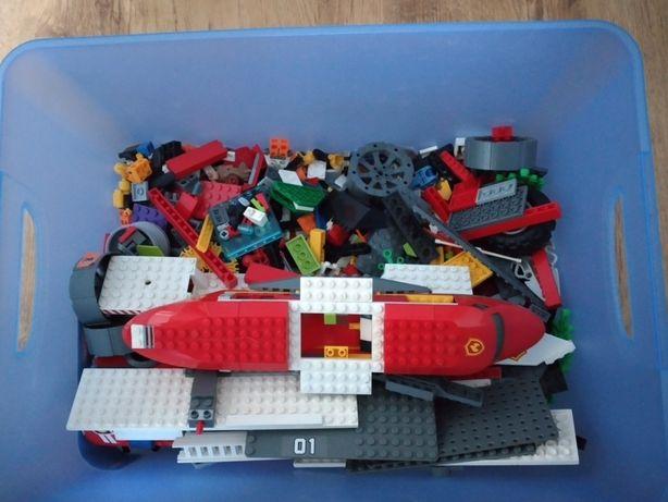 Klocki lego z instrukcjami składania (3kg)