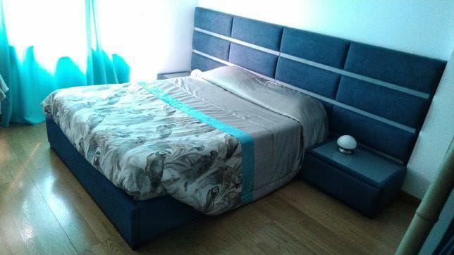 Mobília de quarto moderno e de qualidade superior