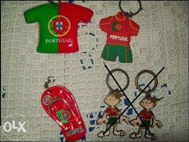 Porta-chaves da Selecção de PORTUGAL