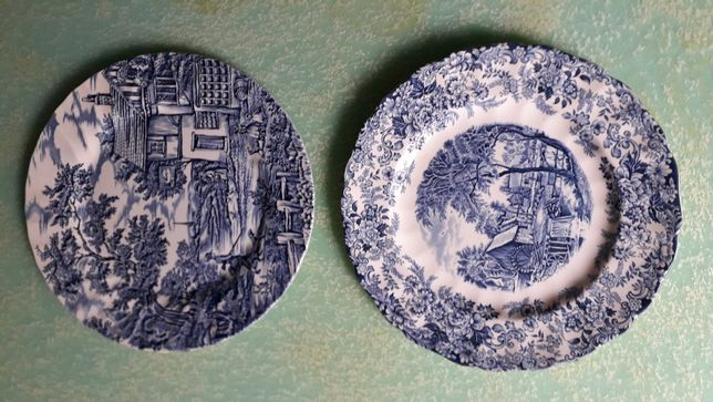 pratos ingleses antigos