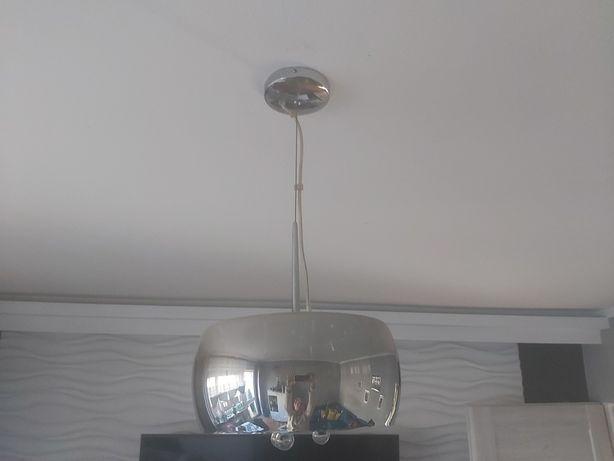 Lampa wisząca CRYSTAL Zumaline kryształki