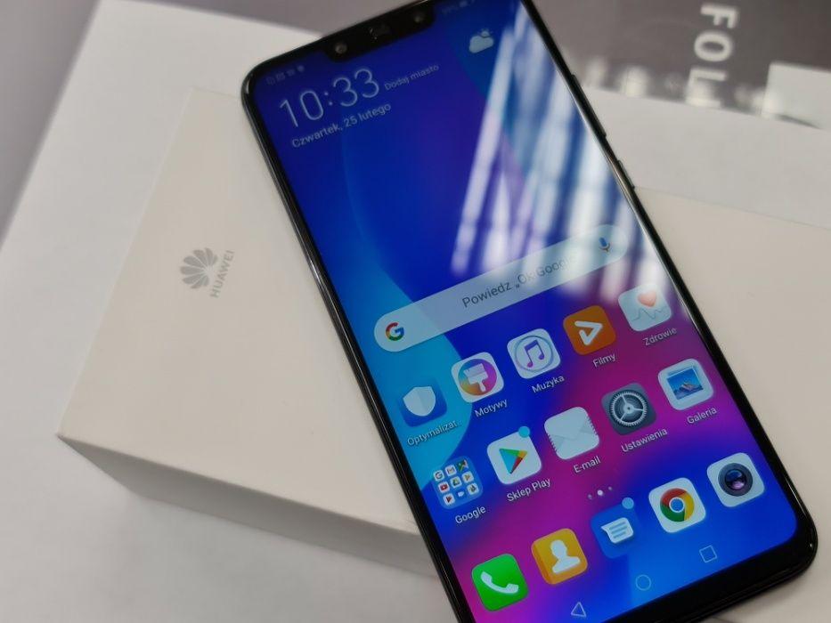 Mega idealny! Huawei Nova 3 Dual SIM/ 4GB/ 128GB/ Black/ Gwarancja