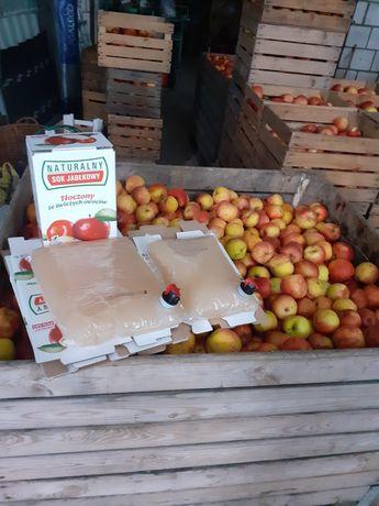 Soki tłoczone jablķowe 5l i 3l