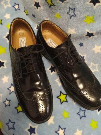 Туфли мужские, Mercedes,р. 45