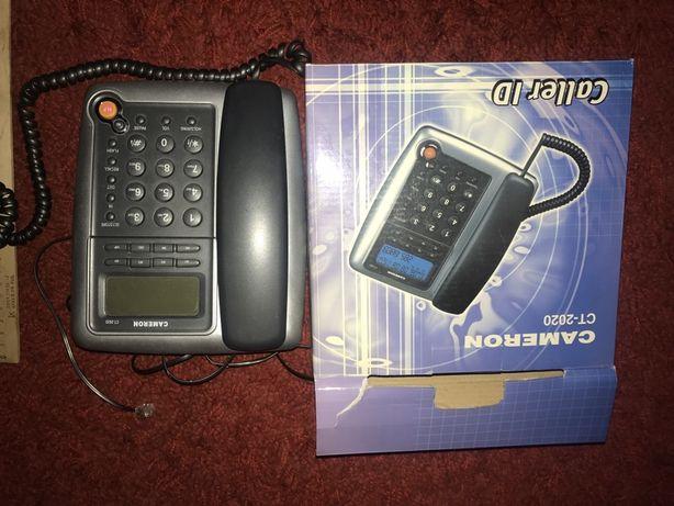 Телефон с замком и ключами стационарный