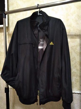 Ветровка,куртка двухсторонняя 54р