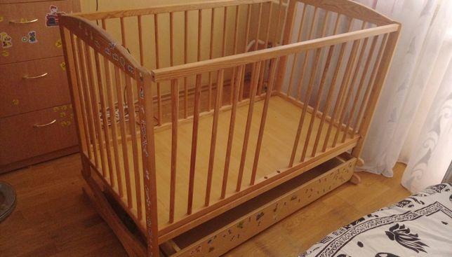 Кровать детская от 0 до 5лет